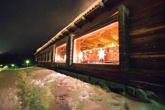 Lapland Hotel Pallas : The Snowy Wilderness Lodge