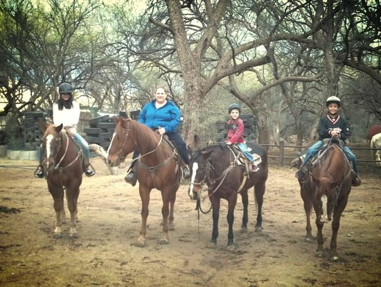 Houston's Horseback Riding: Horseback riding 12/20/13