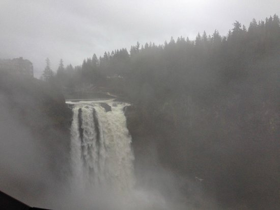 Snoqualmie, Etat de Washington : falls3