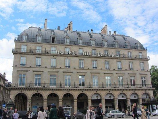 Hotel du Louvre: Hotel
