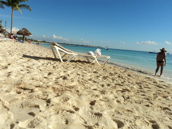 The Reef Coco Beach: playa