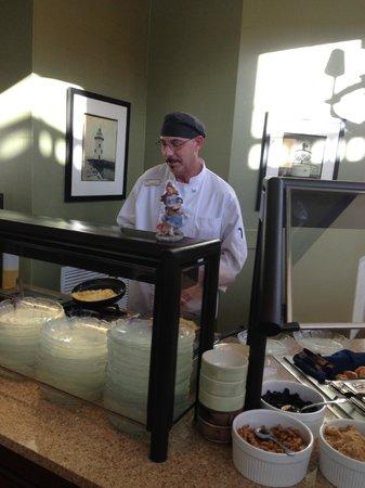 Blue Harbor Resort: Chef William