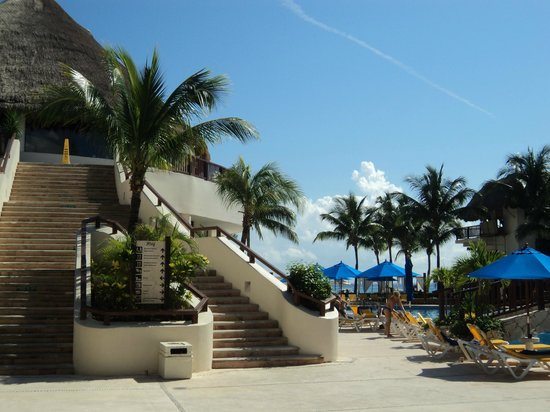 The Reef Coco Beach: comedores