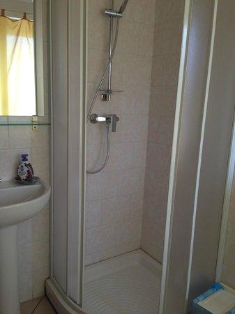 Hotel Principessa Lisa: bagno