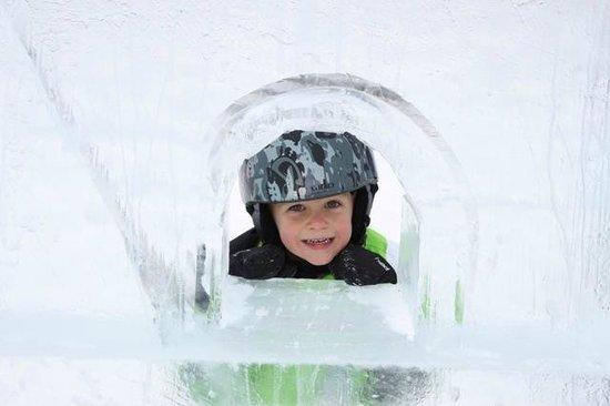 Fairmont Chateau Lake Louise : Ice Castle