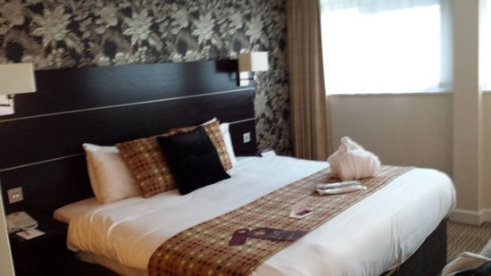 Mercure Manchester Piccadilly Hotel: lovely room