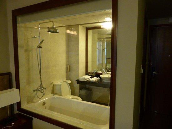 Asia Hotel: Baño