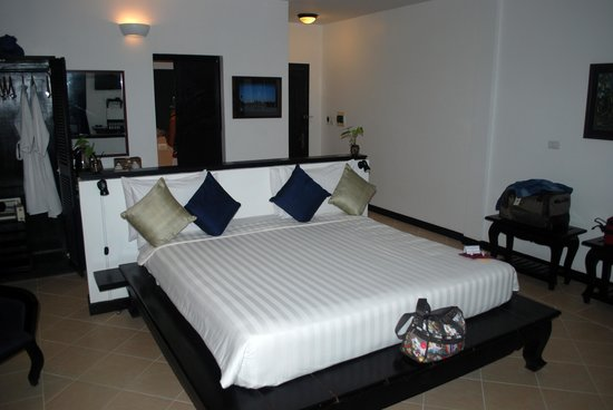 Community Residence Siem Reap: Bedroom