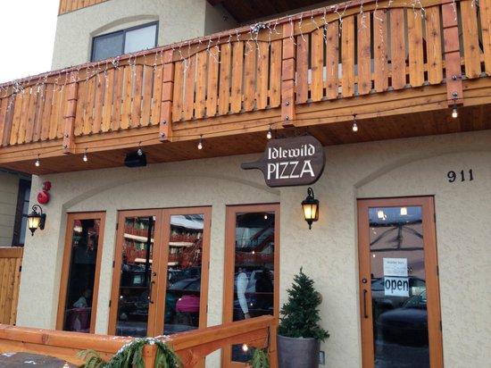 Idlewild Pizza : Storefront