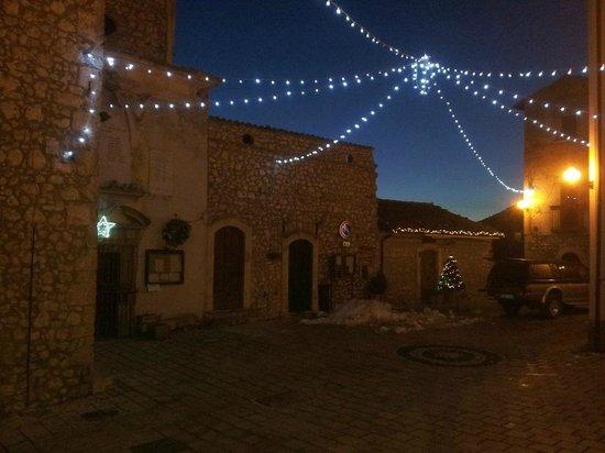 Sextantio Albergo Diffuso : Piazzetta storica