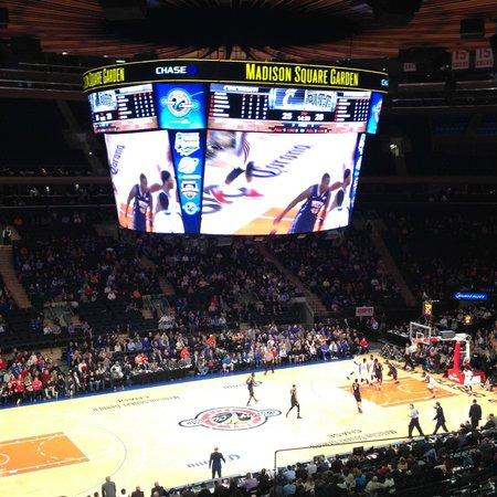 Pbr 2014 Opening Of The Season Picture Of Madison Square Garden New York City Tripadvisor