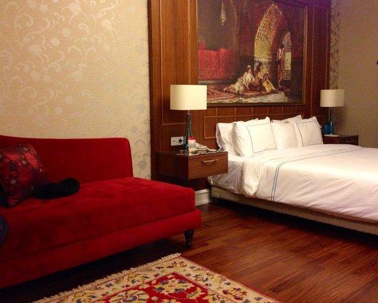 Neorion Hotel: Habitación triple