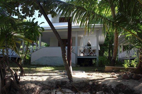 La Belle Tortue Lodge : the villa