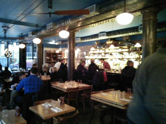 Photo of American Restaurant Bubby's High Line at 71 Gansevoort St, New York City, NY 10014, United States