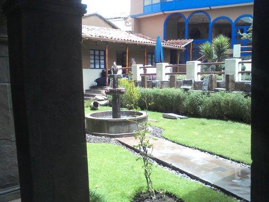 Casa Andina Standard Cusco San Blas: vista desde el comedor