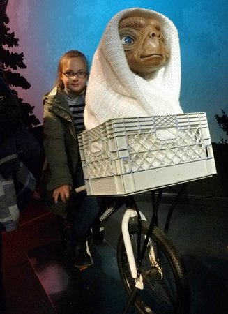 Madame Tussauds London : E.T