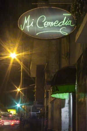 Mi Comedia Pizzeria: Av. Centenario 351 Huaraz Ancash Peru