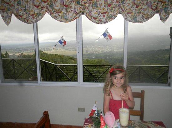 El Parador: Cafetería