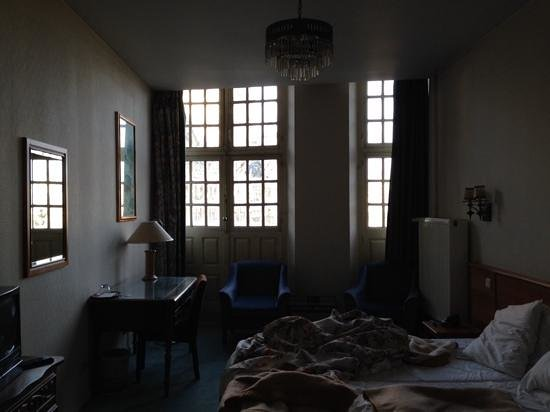 Hotel Residence Le Quinze: the room