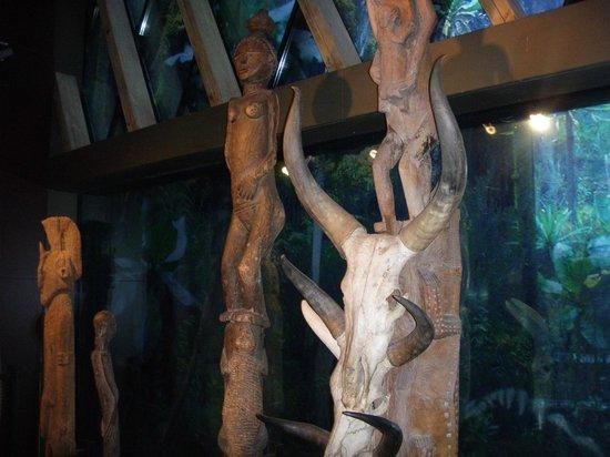 Musée du quai Branly - Jacques Chirac : Musee du quai Branly