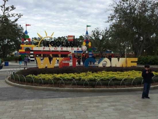LEGOLAND Florida Resort: Welcome to LegoLand!