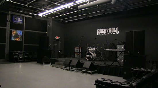 Rock 'N' Roll Fantasy Camp - Rock Star for a Day Experience: Studio A