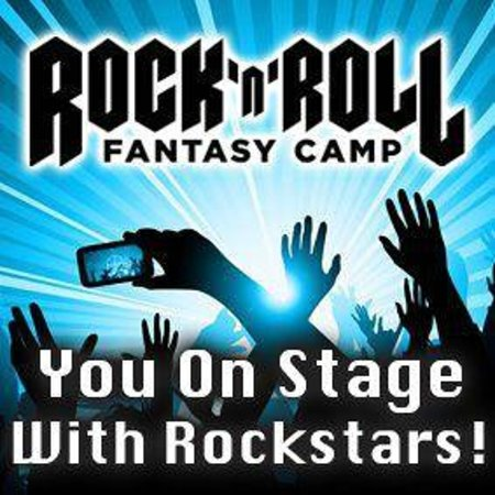 Rock 'N' Roll Fantasy Camp - Rock Star for a Day Experience: Rock Star For A Day