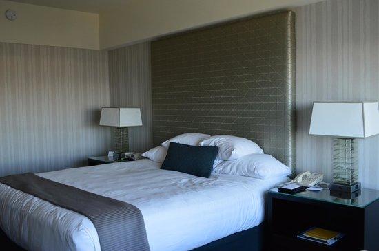 Manchester Grand Hyatt San Diego: Comfy bed