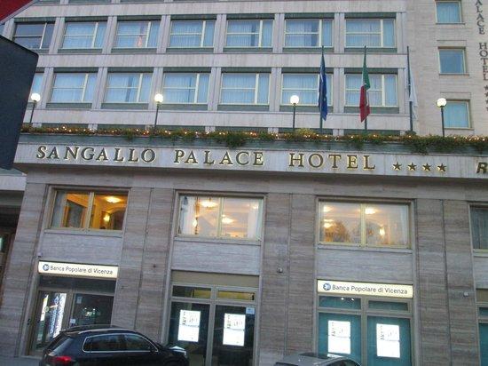 Sangallo Palace Hotel : sangallo