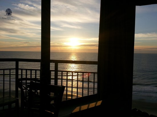 The Patricia Grand, Oceana Resorts: Morning coffee view