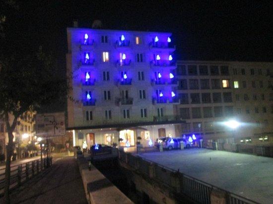 Sangallo Palace Hotel : sangallo by night ;)