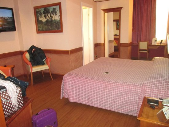 Sangallo Palace Hotel : la nostra camerina
