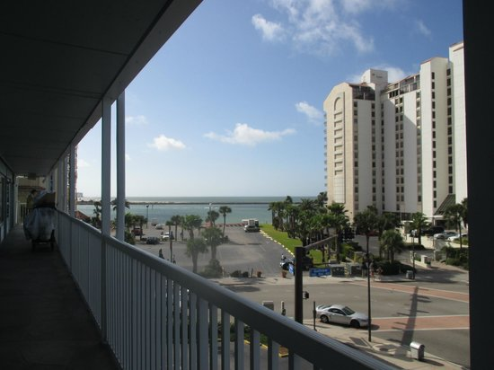 Clearwater Beach Hotel: View from the hotel