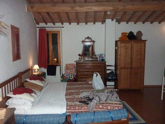 Agriturismo Borgo di Torri: Camera 'La terrazza'