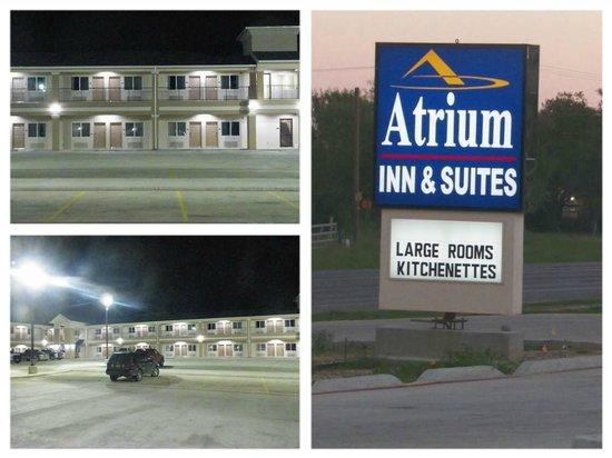 Quality Inn & Suites: Parking Lot