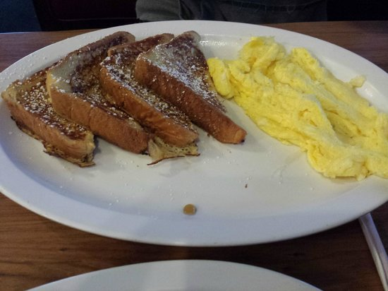 Grannies Restaurant: French toast