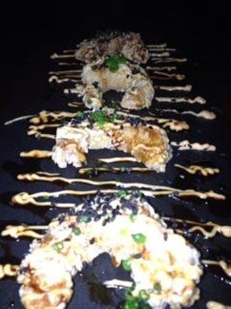 Toro Latin Gastrobar: Toro shrimps