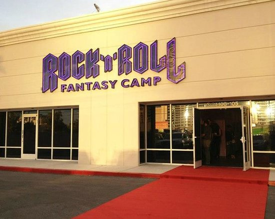 Rock 'N' Roll Fantasy Camp - Rock Star for a Day Experience