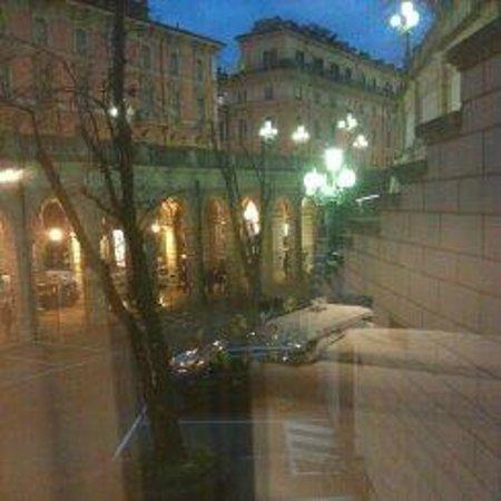 I Portici Hotel : Вид из окна