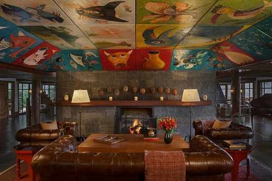 Carmelo Resort & Spa, the Unbound Collection by Hyatt: Cozy Place