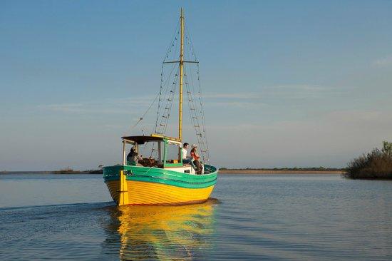 Carmelo Resort & Spa, A Hyatt Hotel: Sailing Tigre to Carmelo