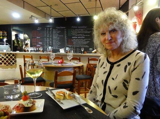 Ca'n Pintxo: Fine wine, great food