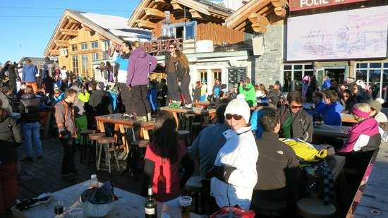 La Folie Douce Méribel-Courchevel : the caberet