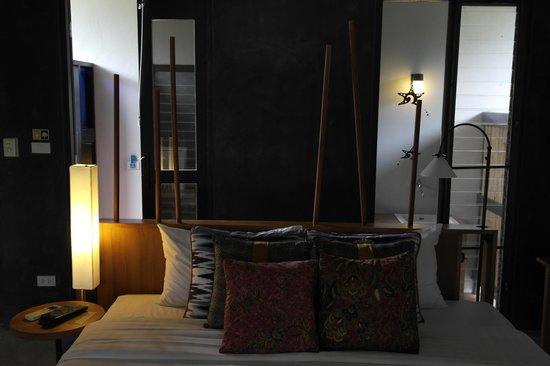 Islanda Hideaway Resort: Bedroom in sea shell