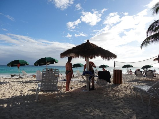 Bougainvillea Beach Resort : Fantastic beach