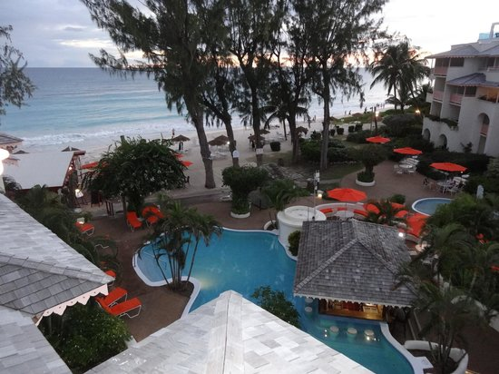 Bougainvillea Beach Resort: View from suite