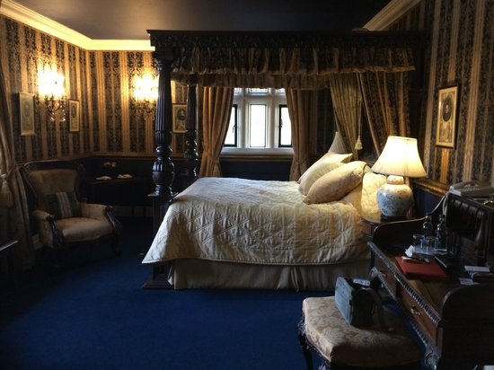 Coombe Abbey Hotel: Room 257 The Juliette Suite
