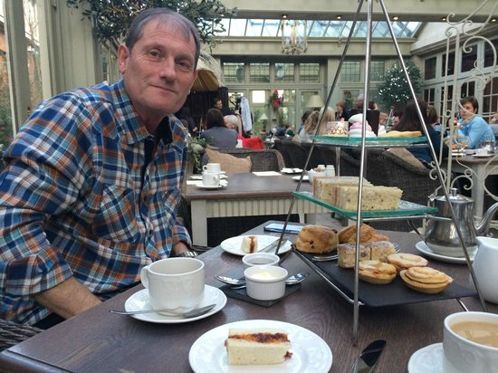 Coombe Abbey Hotel : Afternoon tea