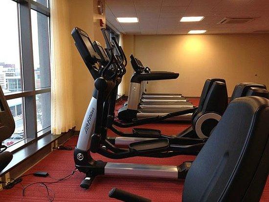 Hyatt Place Charlotte Downtown: Fitness Center