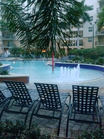 Wyndham Palm-Aire: Hotel Pool